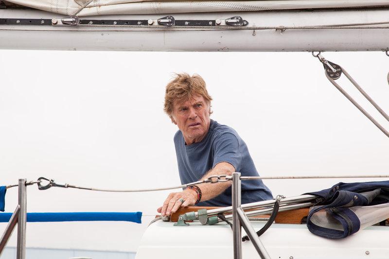 Robert Redford (Skpper). – Bild: ORF