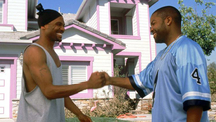 Day-Day (Mike Epps, li.) und Craig (Ice Cube, re.) – Bild: RTL II