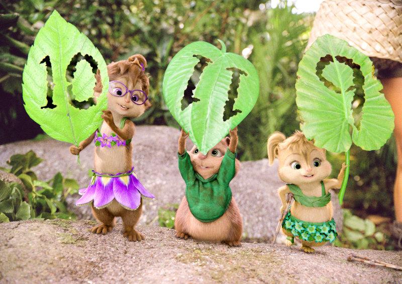 Alvin und die Chipmunks III - Chipbruch – Bild: ORF