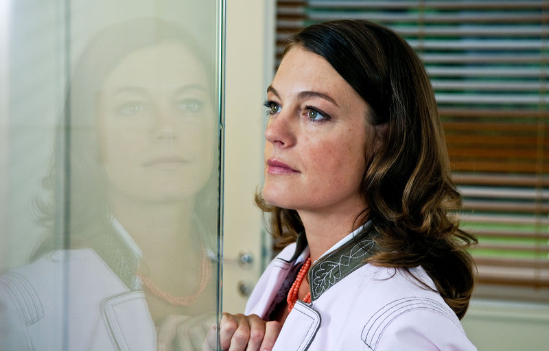 Elke Winkens (Magda). – Bild: ORF