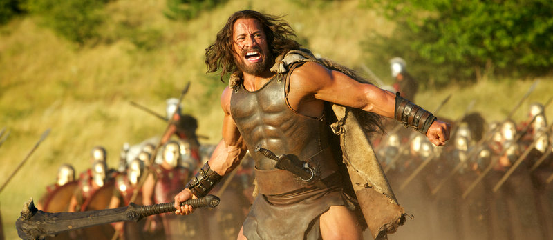 Dwayne Johnson is Hercules in HERCULES, from Paramount Pictures and Metro-Goldwyn-Mayer Pictures. – Bild: 2014 Paramount Pictures and Metro-Goldwyn-Mayer Pictures. All Rights Reserved.