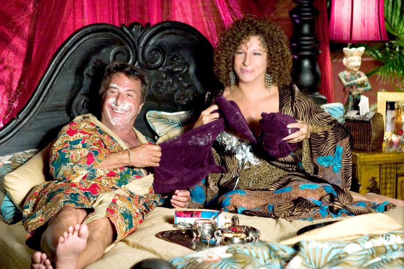 Dustin Hoffman, Barbra Streisand. – Bild: ORF