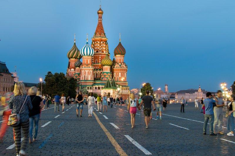 Moskwa – Bild: CC0 Public Domain