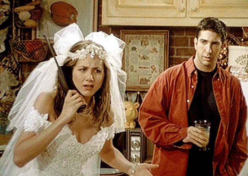 Wenn machst Chandler und Monica zum ersten Mal