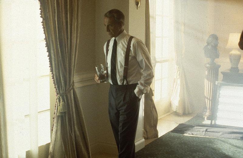 US-Präsident Jack Cahill (Roy Scheider). – Bild: Telepool