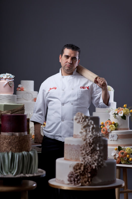Cake Boss Everything Old Is New Again