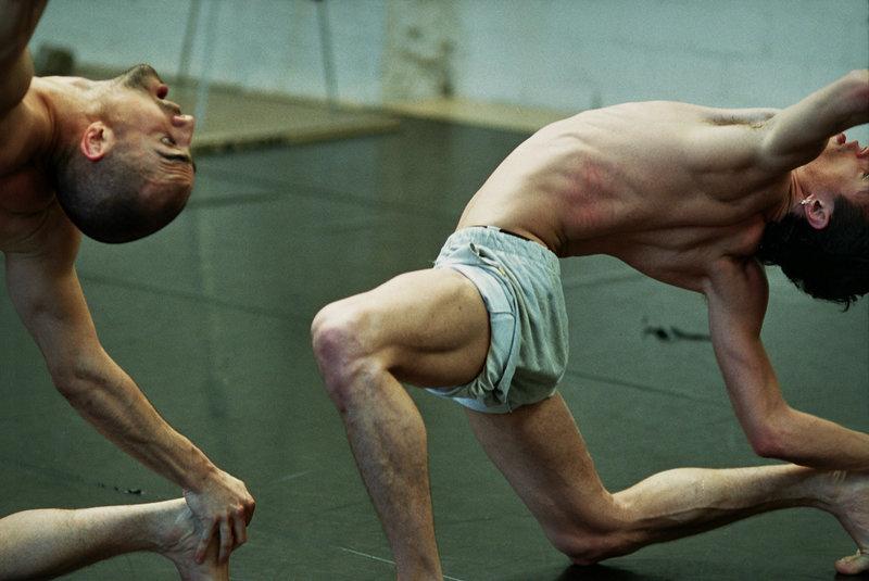 Les Ballets C. de la B. in « pitiè! » von Alain Platel & Fabrizio Cassol – Bild: ZDF und Chris van der Burght