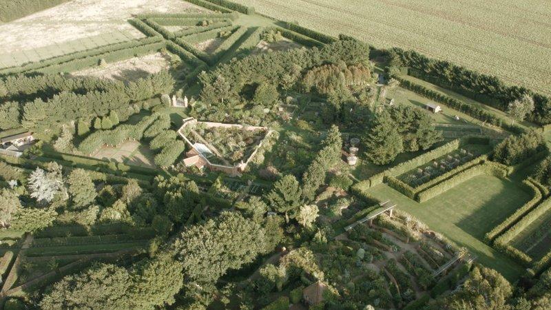 "Der ""East Ruston"" Garten – Bild: RTL Living"