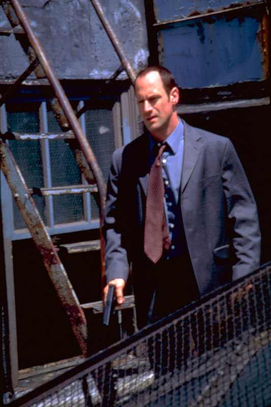 Law & Order Special Victims Unit Season3 EP REDEMPTION, Law & Order NY Staffel3, Regie USA 2001-02, Darsteller Christopher Meloni – Bild: Universal Channel
