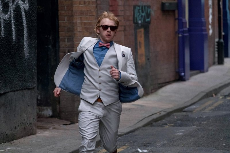 Charlie Cavendish (Rupert Grint). – Bild: 2017 Sony Pictures Television Inc. All Rights Reserved.