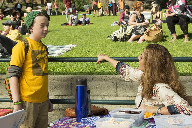 Das Freundschaftsjubiläum (Staffel 2, Folge 9) – Bild: Comedy Central