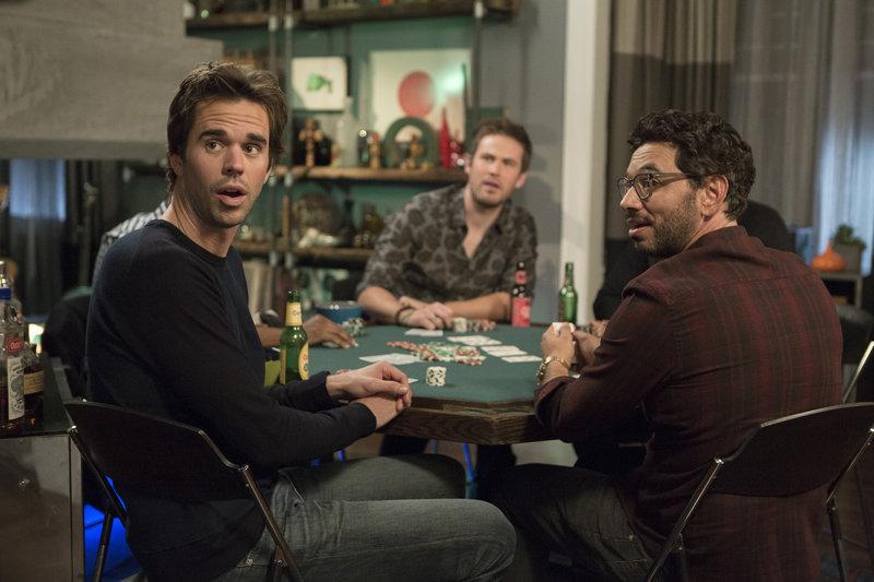 Vom Jungen zum Mann (Staffel 2, Folge 10) – Bild: Comedy Central