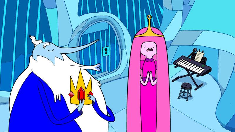 Ganz und zu Extrem Adventure Time – Abenteuerzeit mit Finn und Jake Staffel 3 #KH_44