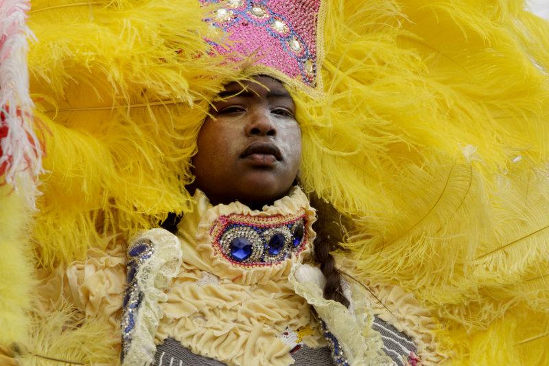 """Der Karneval in New Orleans wird in Anlehnung an den französischen Faschingsdienstag """"Mardi Gras"""" genannt. – Bild: arte"""