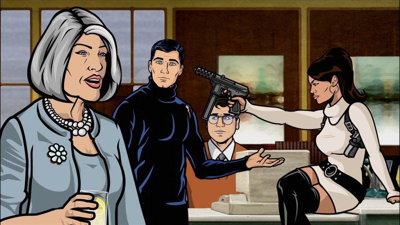 Archer Episodenguide