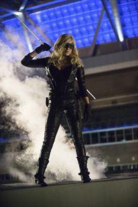 Black Canary (Caity Lotz) – © RTL Crime