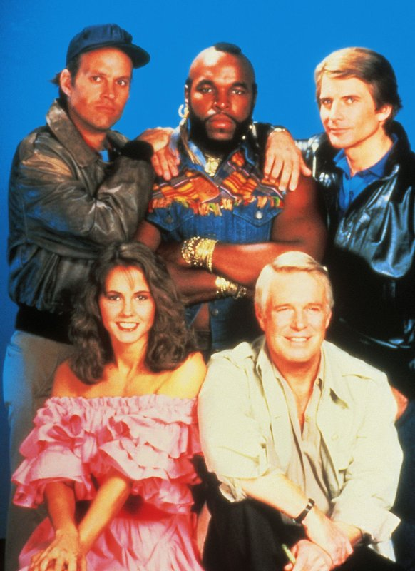 Das A-Team Episodenguide