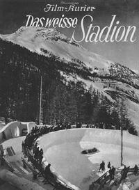 Das weiße Stadion – Bild: arte
