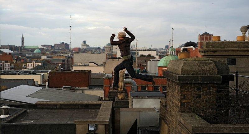 Für die Geheimagentin Mallory Kane (Gina Carano) beginnt ein Kampf um Leben und Tod als sie ihren eigenen Auftraggebern verraten wird ... – Bild: 2012 Concorde Filmverleih GmbH Lizenzbild frei