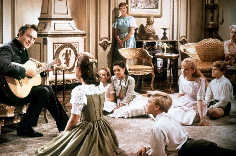 Christopher Plummer, Julie Andrews. – Bild: ORF