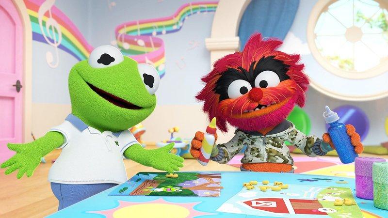 Wir fliegen gen Süden (Staffel 1, Folge 2b) – Bild: The Muppets Studio