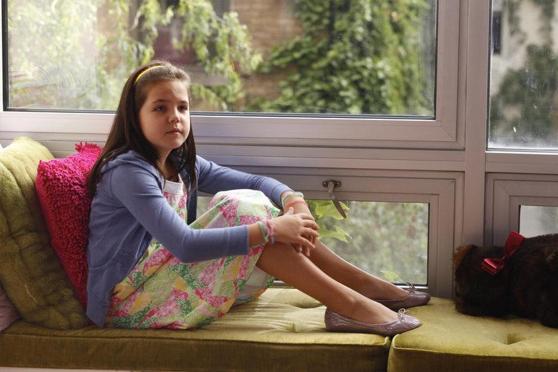 """-- """"Locum"""" Episode 1201 -- Pictured: Bailee Madison as Mackenzie Burton -- Photo by: Will Hart/NBC – Bild: Universal Channel"""