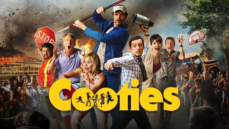 Cooties - Artwork – Bild: NBCUniversal All Rights Reserved Lizenzbild frei