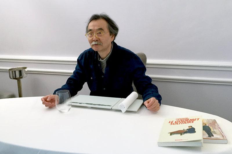 Jiro Taniguchi – Der Gourmet (Folge 24) – Bild: ARTE France / © Alle Rechte vorbehalten