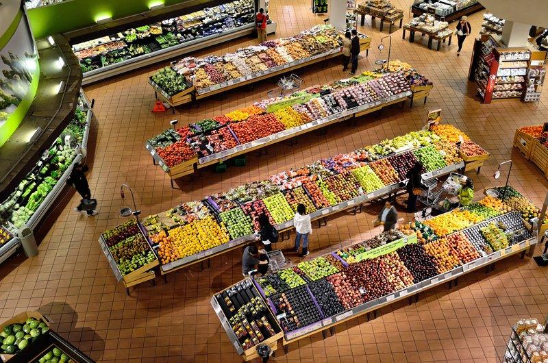 Lebensmittel – Bild: CC0 Public Domain