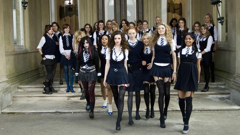Die Girls von St. Trinian – Bild: RTL Zwei