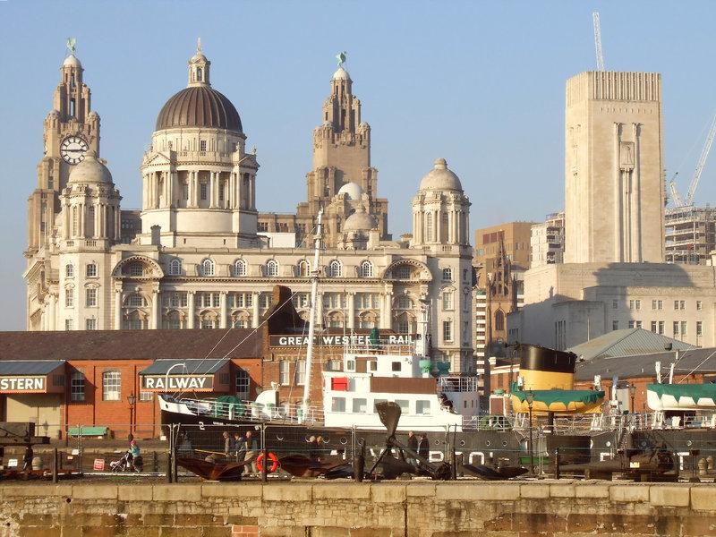 Liverpool. – Bild: ZDF und SWR
