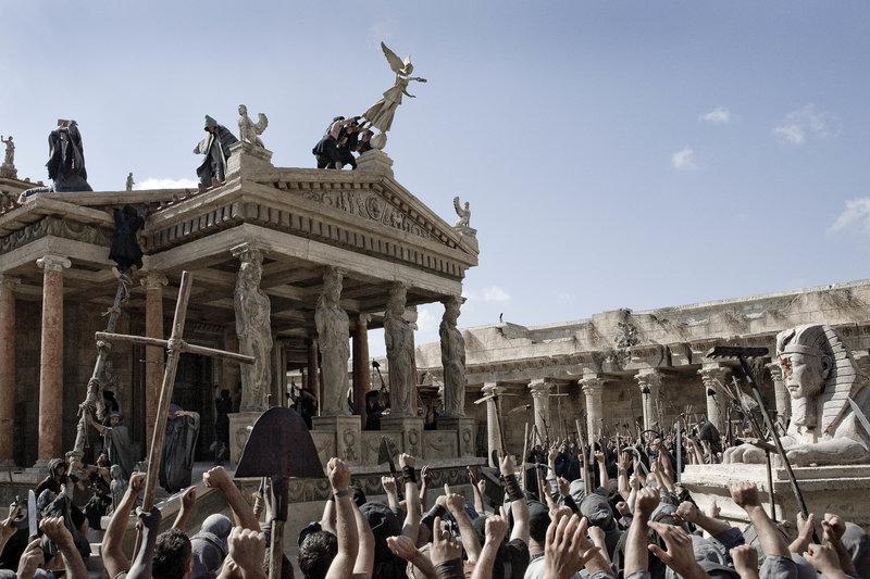 Agora - Die Säulen des Himmels – Bild: One