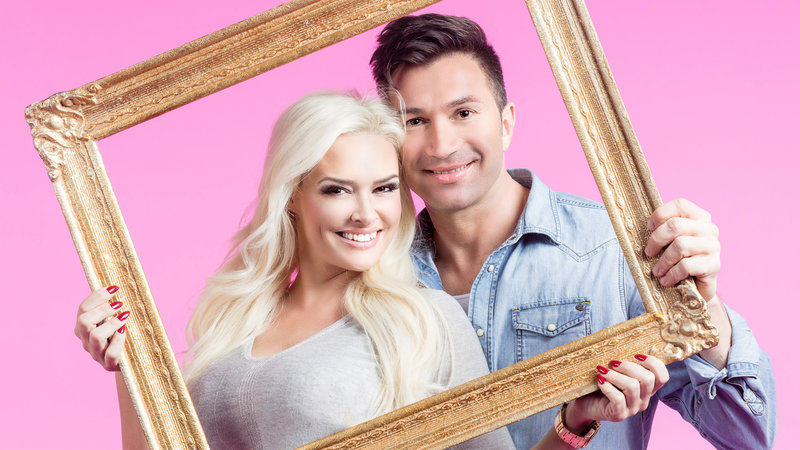 Daniela Katzenberger und Lucas werden heiraten und stürzen sich voller Elan in die Vorbereitungen – Bild: RTL II