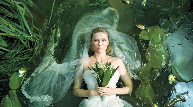 Kirsten Dunst (Justine). – Bild: ORF