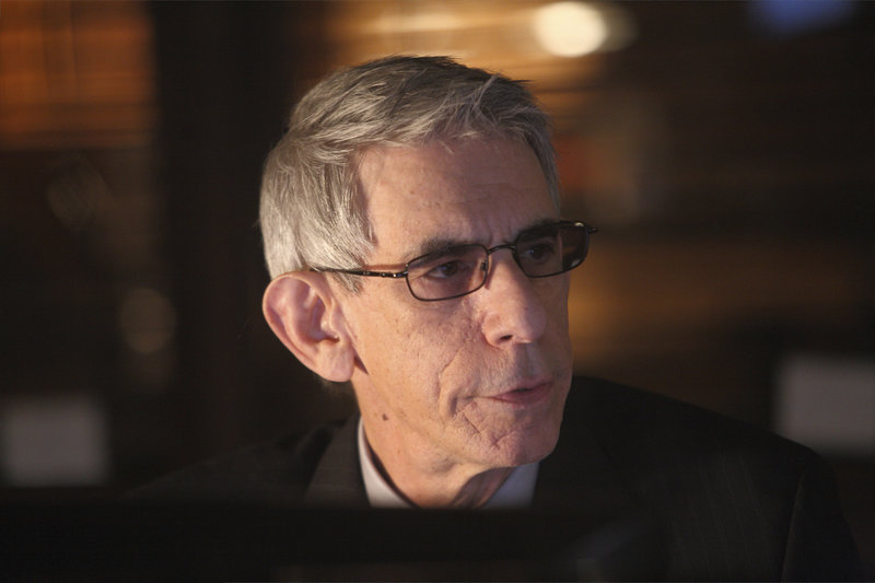"-- ""Wet"" Episode 1205 -- Pictured: Richard Belzer as Det – Bild: Universal Channel"