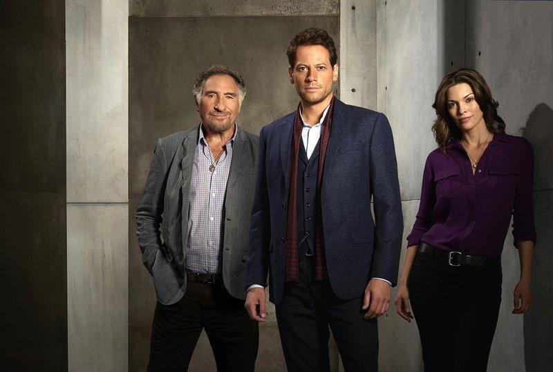 Judd Hirsch, Ioan Gruffudd, Alana De La Garza – Bild: TF1