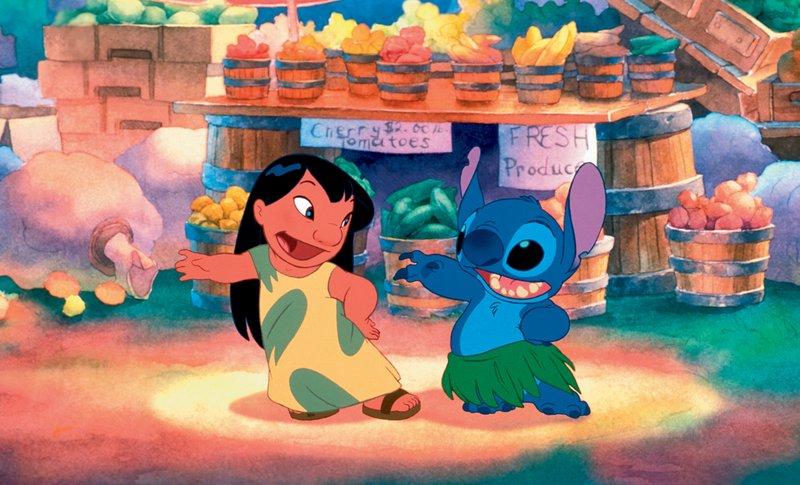Lilo und Stitch – Bild: Polsat - tylko do wykorzystania w celu promocji ramówki stacji Polsat