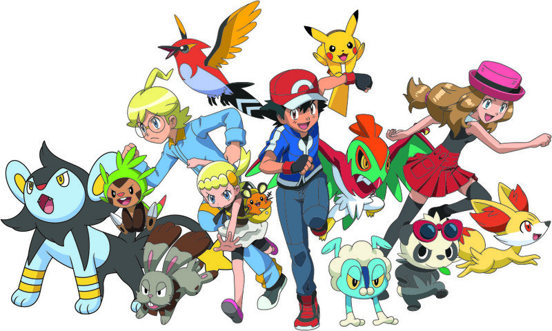 Pokemon Staffel 21