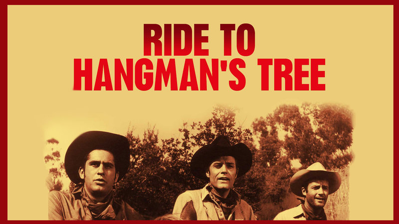 Ride to Hangman's Tree - Artwork – Bild: 1967 NBCUniversal All Rights Reserved Lizenzbild frei