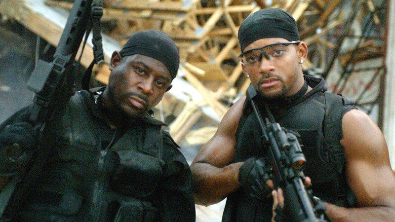 Die Cops Marcus (Will Smith) und Mike (Martin Lawrence) sorgen für Ordnung.Die Cops Marcus (Will Smith) und Mike (Martin Lawrence) sorgen für Ordnung. – Bild: RTL II