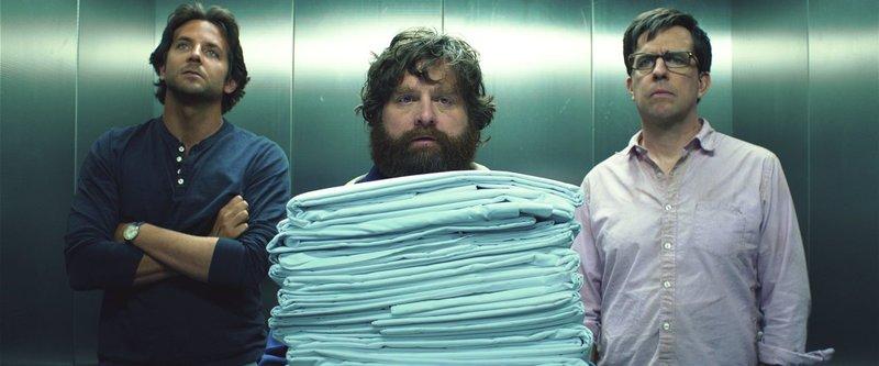Hangover 3_HP_Bradley Cooper Zach Galifianakis Ed Helms – Bild: ATV