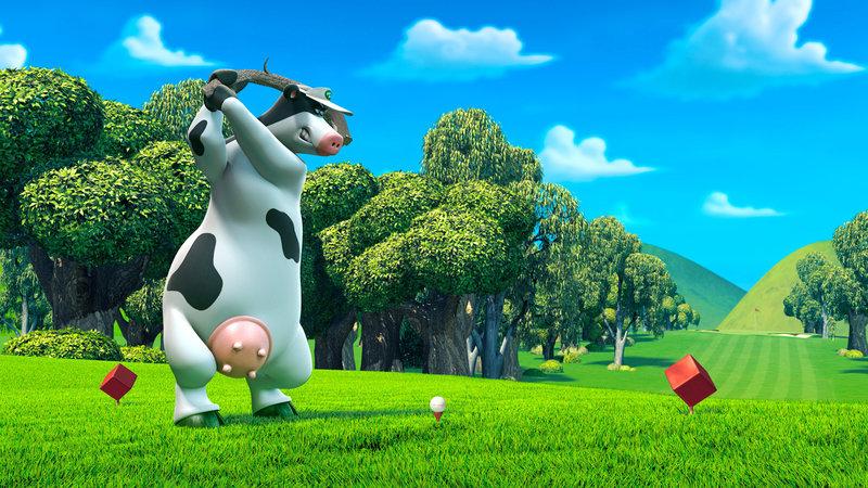 Der tierisch verrückte Bauernhof – Bild: TM & Copyright c2005 by Paramount Pictures. All rights reserved.