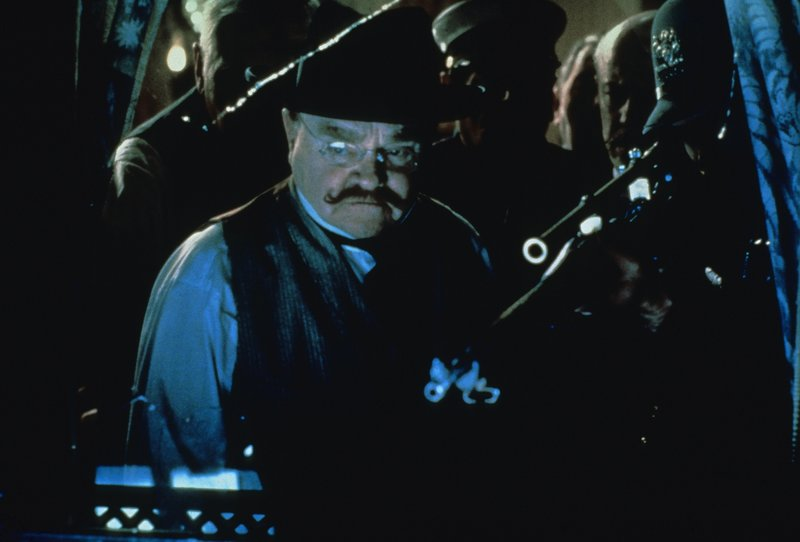 New York Police Commissioner Rhinelander Waldo (James Cagney) sucht einen Mörder und sein Motiv ... – Bild: kabel eins Classics
