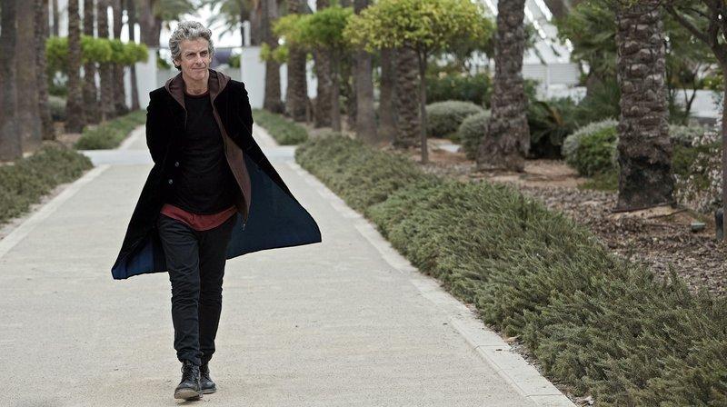 Doctor Who (Peter Capaldi) – Bild: WDR/BBC/Simon Ridway