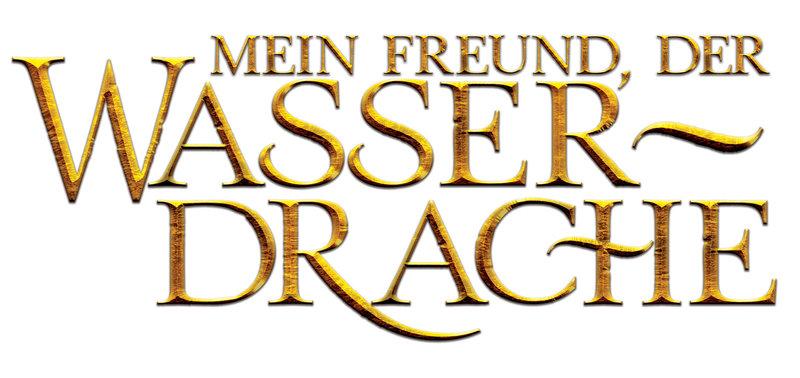 """""""Mein Freund, der Wasserdrache"""" - Logo – Bild: CPT Holdings, Inc. All Rights Reserved. (Sony Pictures Television International) Lizenzbild frei"""