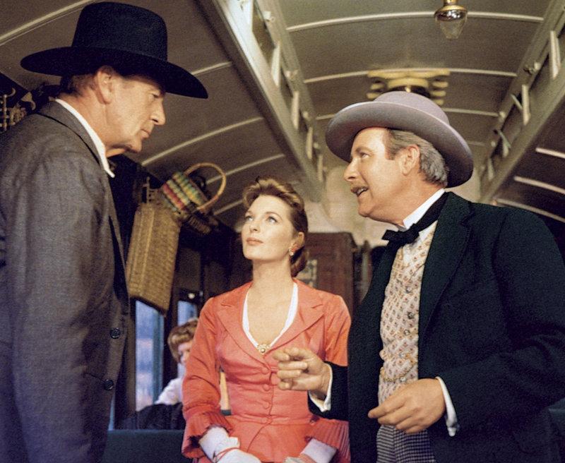 Gary Cooper, Julie London, Arthur O'Connell – Bild: METRO GOLDWYN MAYER