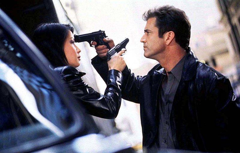Couver: 25319.005 von Warner Bros. Payback Payback Typ: Spielfilm Styp: Actionfilm Regie: Brian Helgeland (USA 1999) Bild: unbekannt , Mel Gibson – Bild: Warner Bros. / DMB