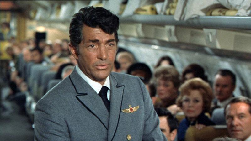 Kann Vernon Demerest (Dean Martin) und seine Crew den mutmaßlichen Bombenleger beruhigen..? – Bild: RTL Zwei