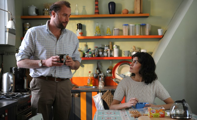 Markus (Francois Damiens) ist sehr verliebt in Nathalie (Audrey Tautou). – Bild: ATV2