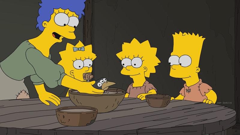 Simpsons Staffel 29